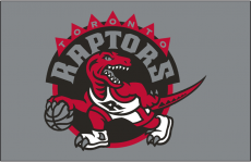 Toronto Raptors 2009-2015 Primary Dark Logo decal sticker