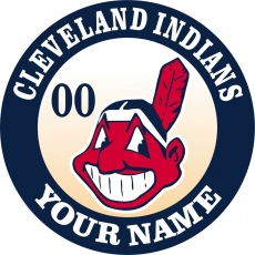 Cleveland Indians decal sticker