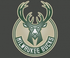 milwaukee bucks 2016-pres primary plastic effect logo iron on transfer