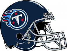 Tennessee Titans 2018-Pres Helmet decal sticker