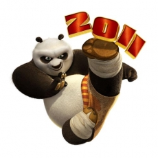 Kung Fu Panda 4 decal sticker