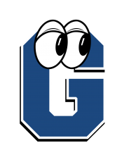 Georgia Lookouts Blue logo decal sticker