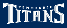 Tennessee Titans 1999-2017 Wordmark Logo 03 decal sticker