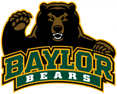 Baylor Bears 2005-2018 Alternate Logo decal sticker
