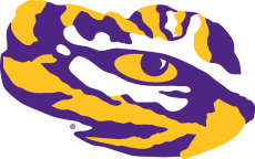 I-M_LSU Tigers 2014-Pres Secondary Logo 02 iron on transfer
