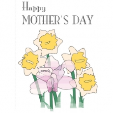 Happy Mother's Day DIY decals stickers version 5