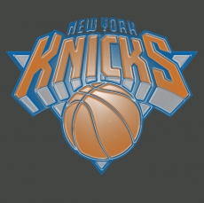 new york knicks 2012-pres primary plastic effect logo iron on transfer