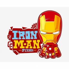 Iron Man DIY decals stickers