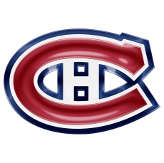 montreal canadiens crystal logo iron on stickers