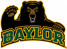 Baylor Bears 2005-2018 Alternate Logo 08 decal sticker