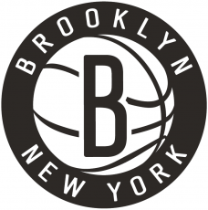 Brooklyn Nets 2012-Pres Primary Logo decal sticker