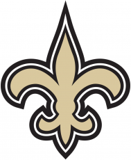 New Orleans Saints 2012-2016 Primary Logo decal sticker