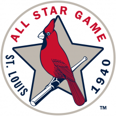 MLB All-Star Game 1940 Misc iron on transfer