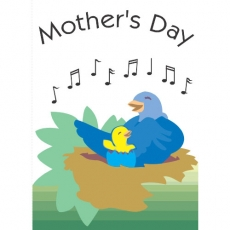 Happy Mother's Day DIY decals stickers version 6