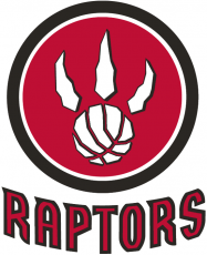 Toronto Raptors 2009-2011 Alternate Logo decal sticker