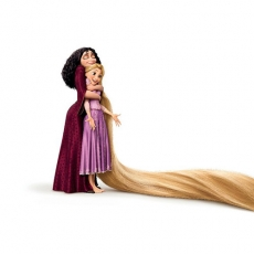 Tangled Rapunzel & Mom Gothel